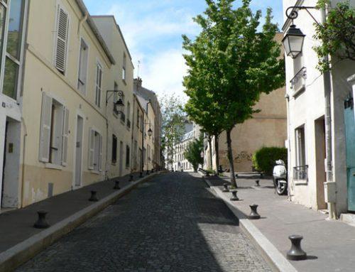 La Butte aux Cailles, un village au cœur de Paris
