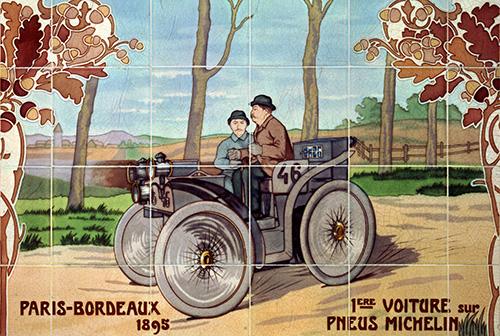Histoire de Michelin 1895