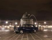 Eclairage public Peugeot 404 Concorde