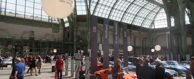 Grand Palais Tour Auto 2017