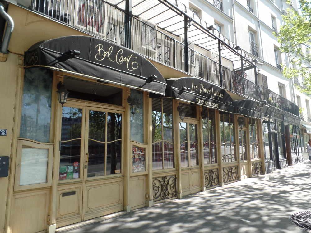Bel Canto Paris