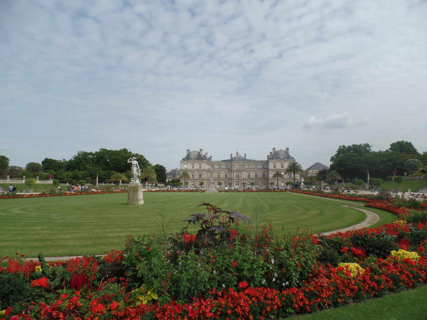 La visite du mus e nissim de camondo for Jardin luxembourg horaires