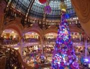 Galeries Lafayette Noel