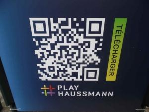 #PlayHaussmann