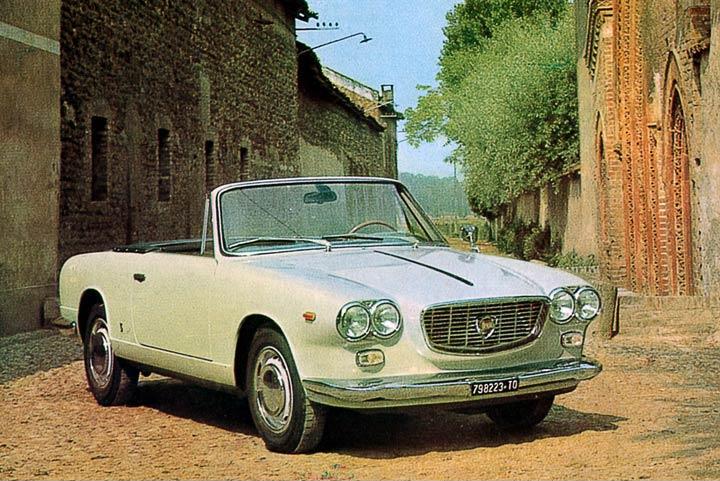 Lancia Flavia Cabriolet acheter un cabriolet des sixties