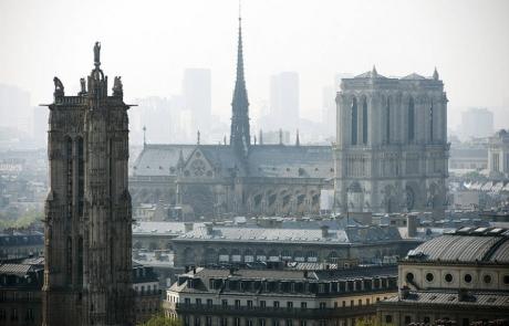 La Tour Saint Jacques et son histoire