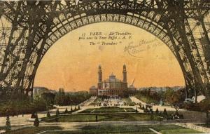 Le Palais de Trocadero