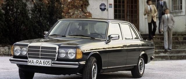 Mercedes W123 acheter une berline youngtimer