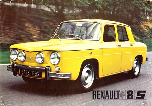 Rennault 8 S