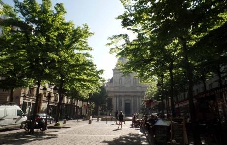 La Place de la Sorbonne et son histoire