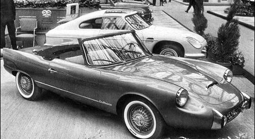 DB Le Mans salon 1959