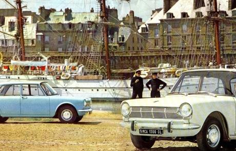 L'histoire et l'évolution des Simca 1300 et 1500