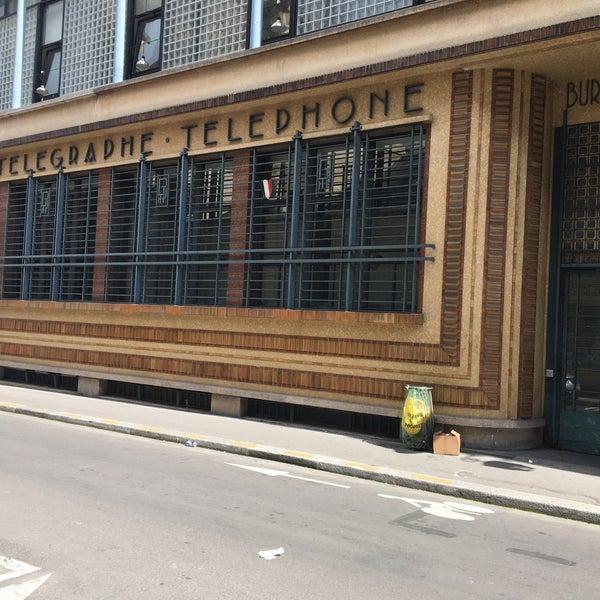 Bureau de poste rue Castex