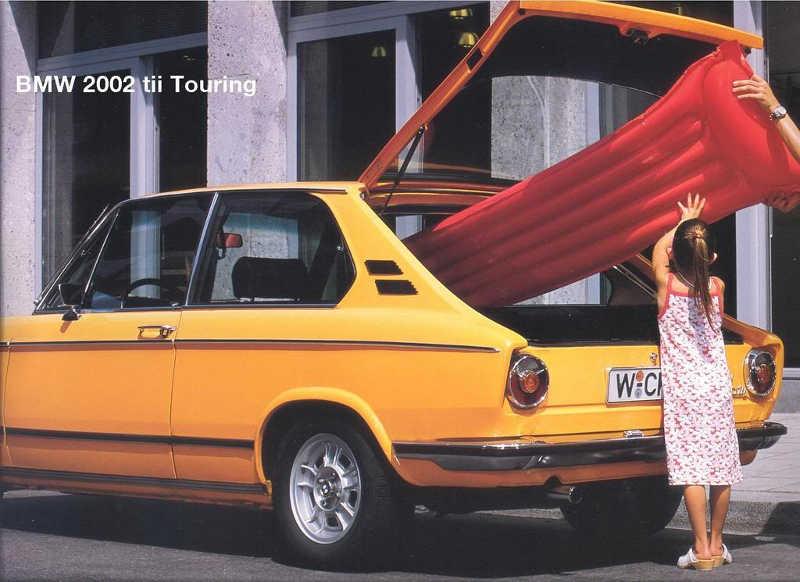 Bmw 2002 Touring