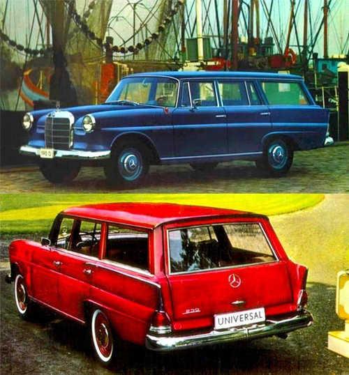 Mercedes Universal