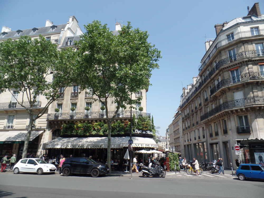 Cafe de Flore Paris