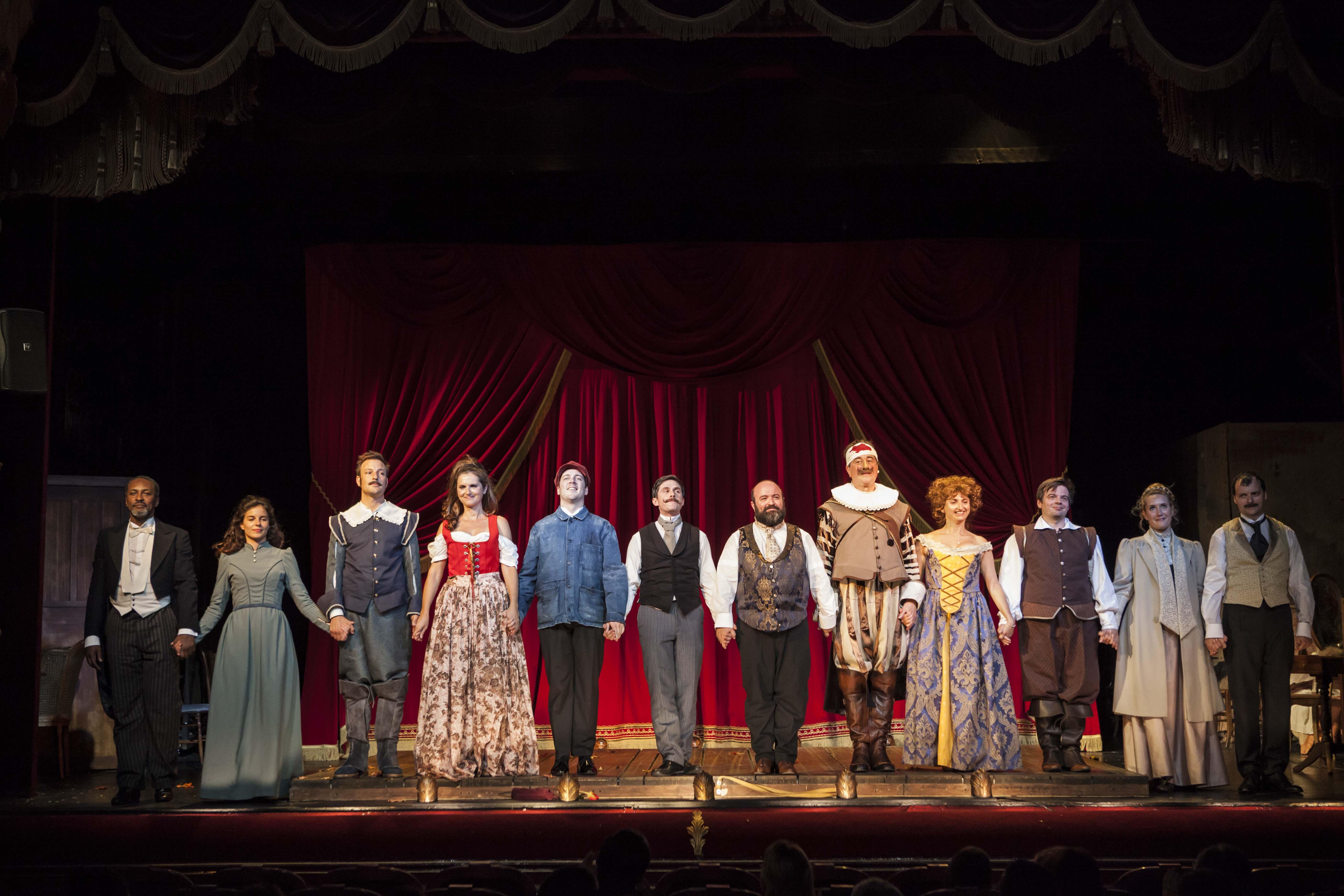 Edmond theatre palais royal