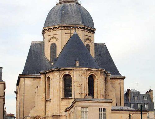 L'Eglise Saint Paul Saint Louis