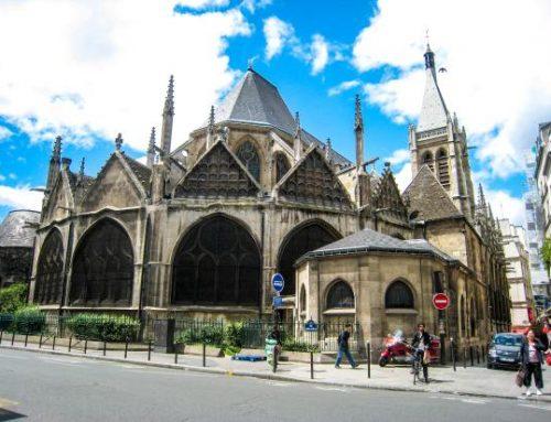 L'histoire de l'Eglise Saint Severin