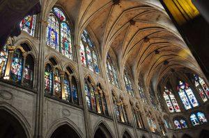 Eglise Saint Severin intérieur