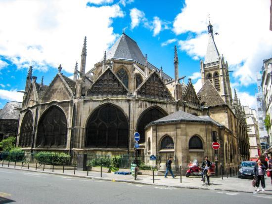 Eglise Saint Severin