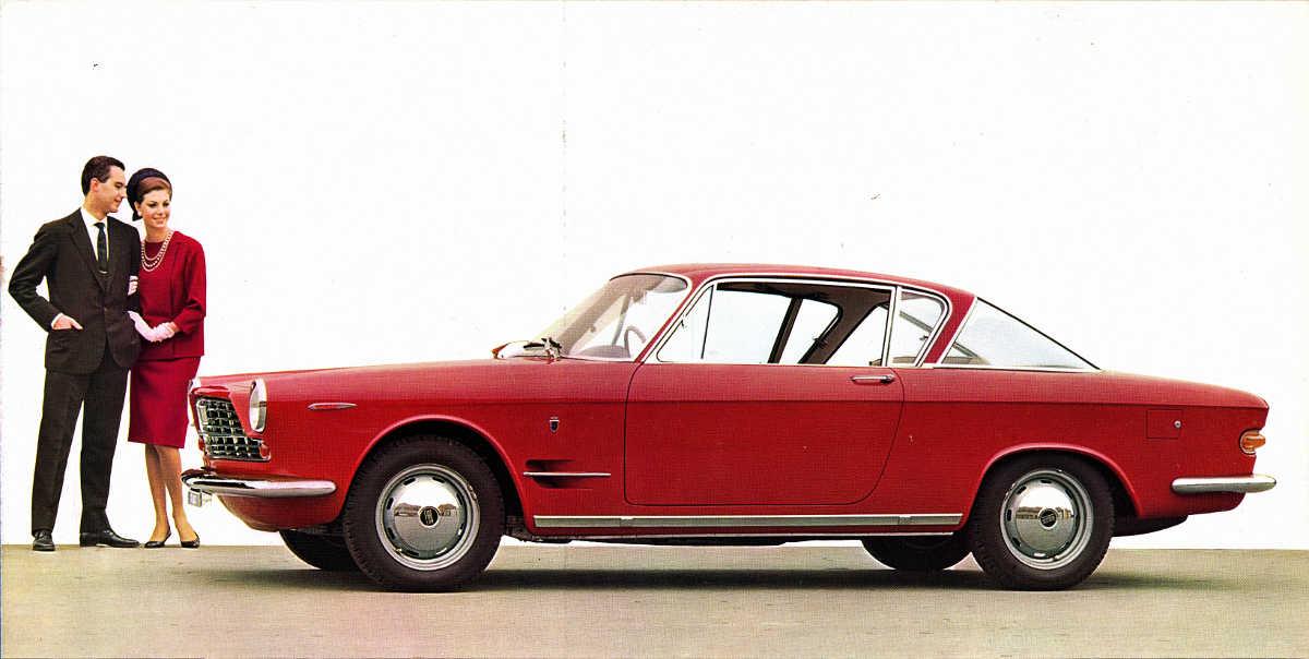 Fiat 2300 Coupé catalogue