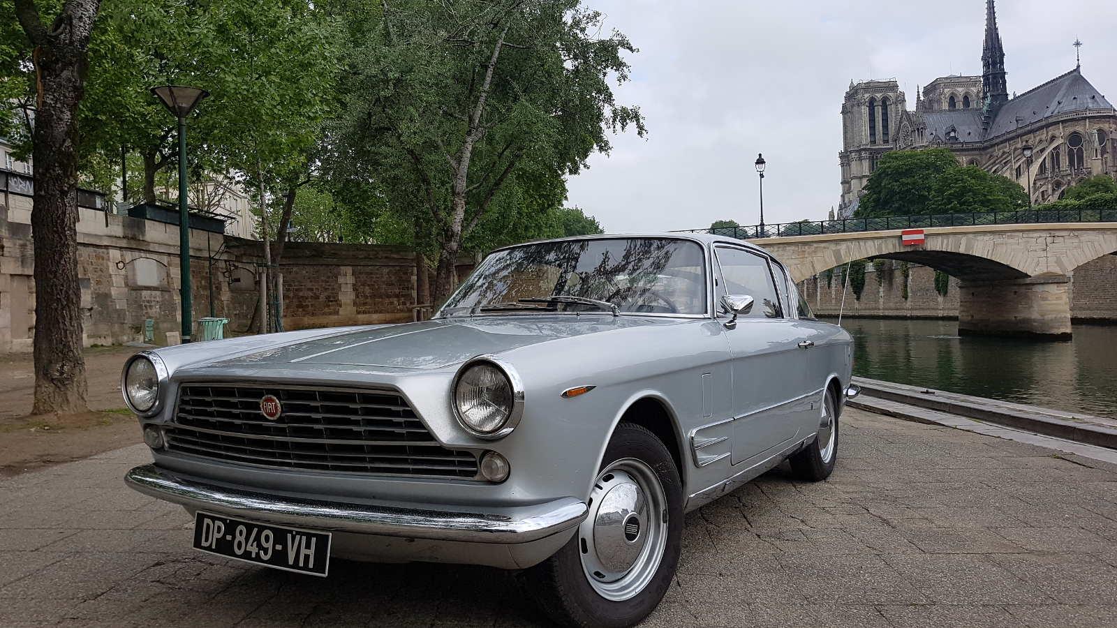 Fiat 2300S Coupé Paris