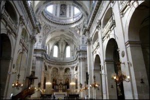 Interieur Eglise Saint Paul