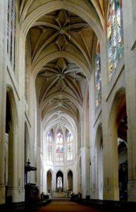 Interieur Saint Gervais