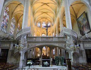 Jube Eglise Saint Etienne du Mont