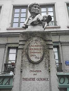 Laurent Mourguet theatre de Guignol
