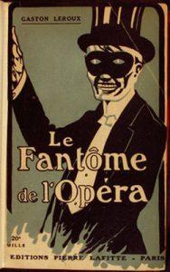 Le Fantome de l'Opera Garnier