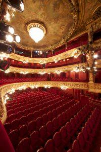 Salle Theatre du palais-Royal