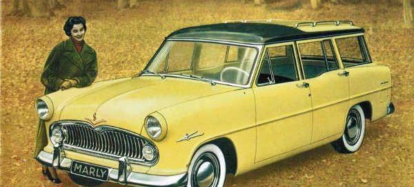 Simca Vedette Marly Guide d'achat de break des annees 60