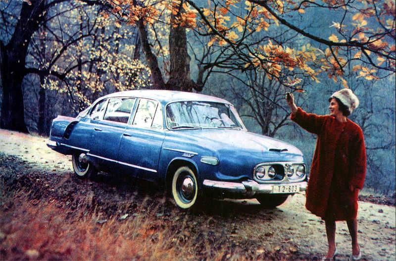 Tatra 603 berlines des annees 60