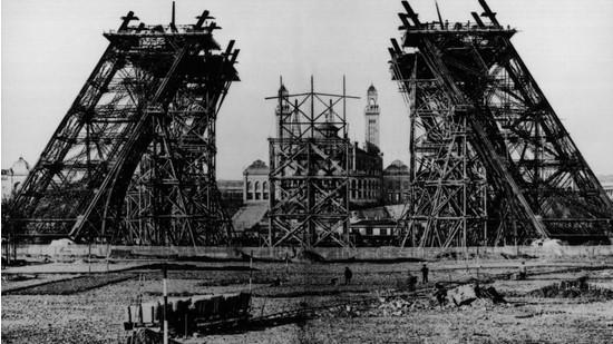 Tour Eiffel 130 ans