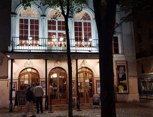 Le théâtre de l'Atelier à Paris