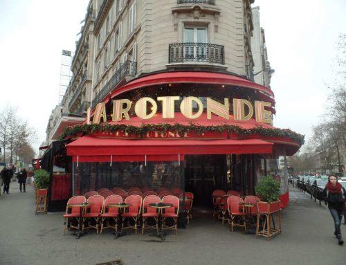 La Rotonde et son histoire