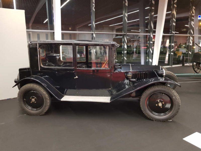 Retromobile Tatra 11