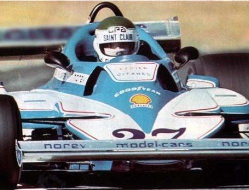 L'histoire de Ligier en Formule 1 : la première victoire