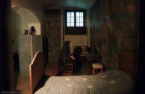 La cellule de Marie Antoinette a la Conciergerie
