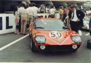 Ligier JS1 Le Mans 1970