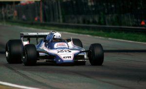 Ligier JS11-15 1980