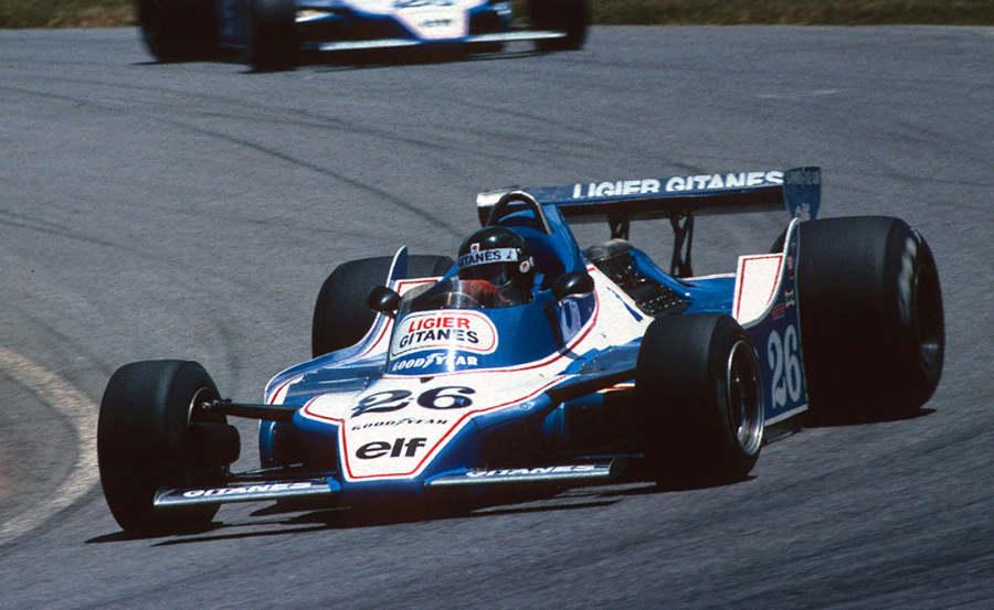Ligier JS11 1979