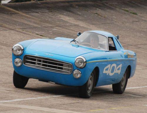 La Peugeot 404 Diesel record et son histoire
