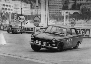 Peugeot 404 Monaco
