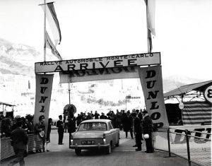 Peugeot 404 Monte Carlo