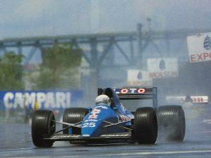Arnoux Canada Ligier JS33