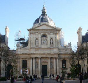 Chapelle Sainte Ursule Sorbonne