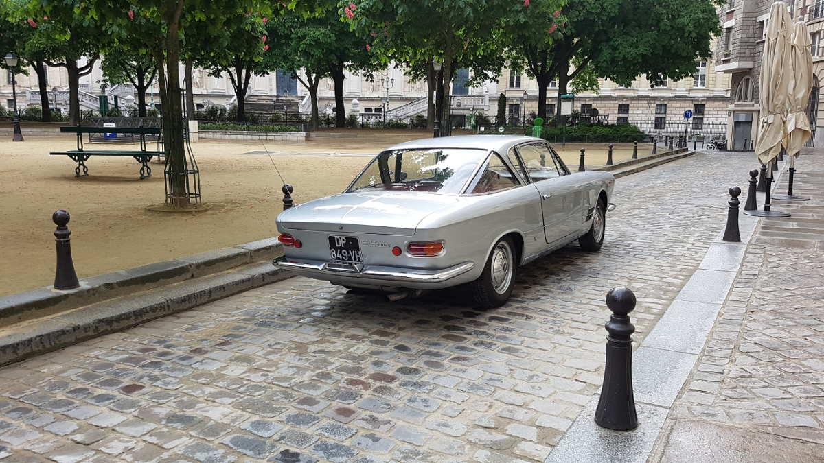 Fiat 2300S Ile de la Cite